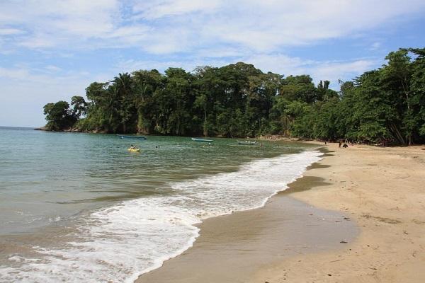 Punta Uva beach,10 min från Villas del Carribe