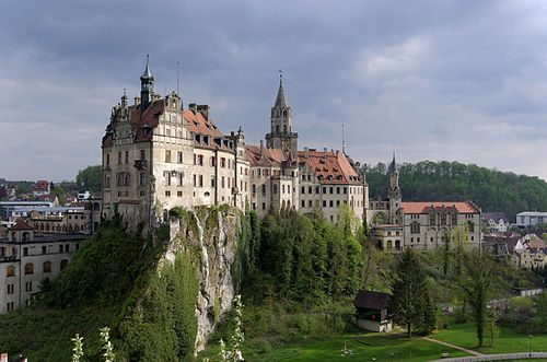 Germany, Sigmaringen Castle